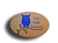 Proud Member of LateNight Stampers