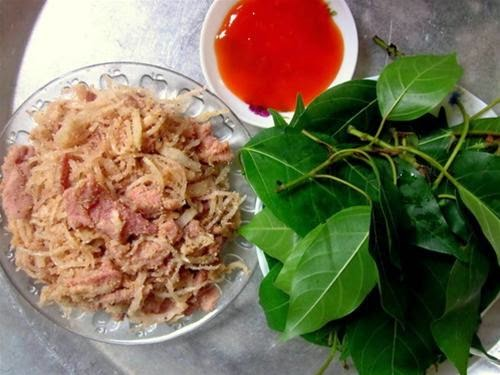 Sour Meat of Dao Tribe, Vietnam (Thit Chua)