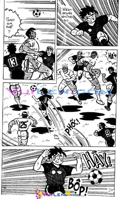 Jindodinho - Đường Dẫn Đến Khung Thành III Tập 29 page 29 Congtruyen24h