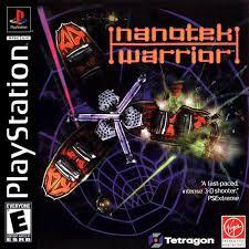 NanoTek Warrior - PS1 - ISOs Download
