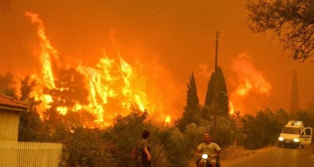 ΑΠΟΚΑΛΥΨΗ: Ποιοί έκαψαν την Ελλάδα το 2007!