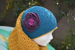 Pattern hat for children and adults
