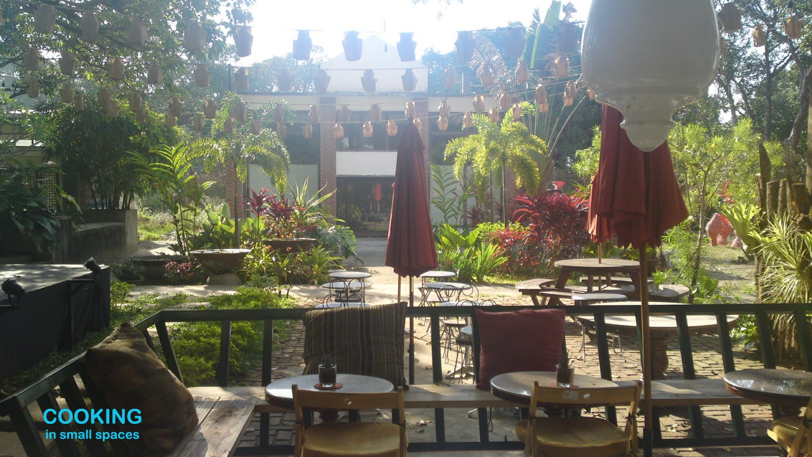 Casa San Miguel Backstage Cafe