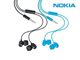 Słuchawki stereo Nokia WH-208 Biedronka