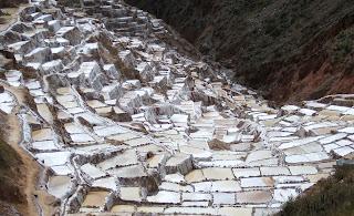 Salar de Maras Cuzco Peru