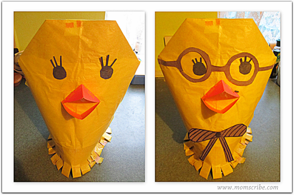 duck easter bonnet hat