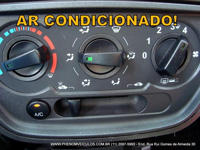 Ford Ka 2009 1.6 flex - ar-condicionado