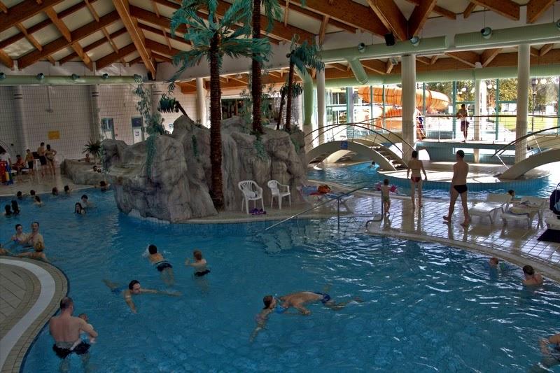 Il viaggio come evasione terme di catez la slovenia al for Allergia al cloro delle piscine