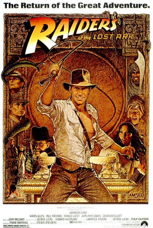 Raiders Of The Lost Ark: