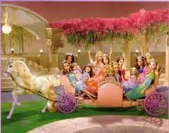 il mondo di Disney: barbie e le 12 principesse danzanti
