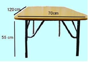 Arriendo mesas y sillas infantiles arriendan las mesas y for Medidas sillas ninos