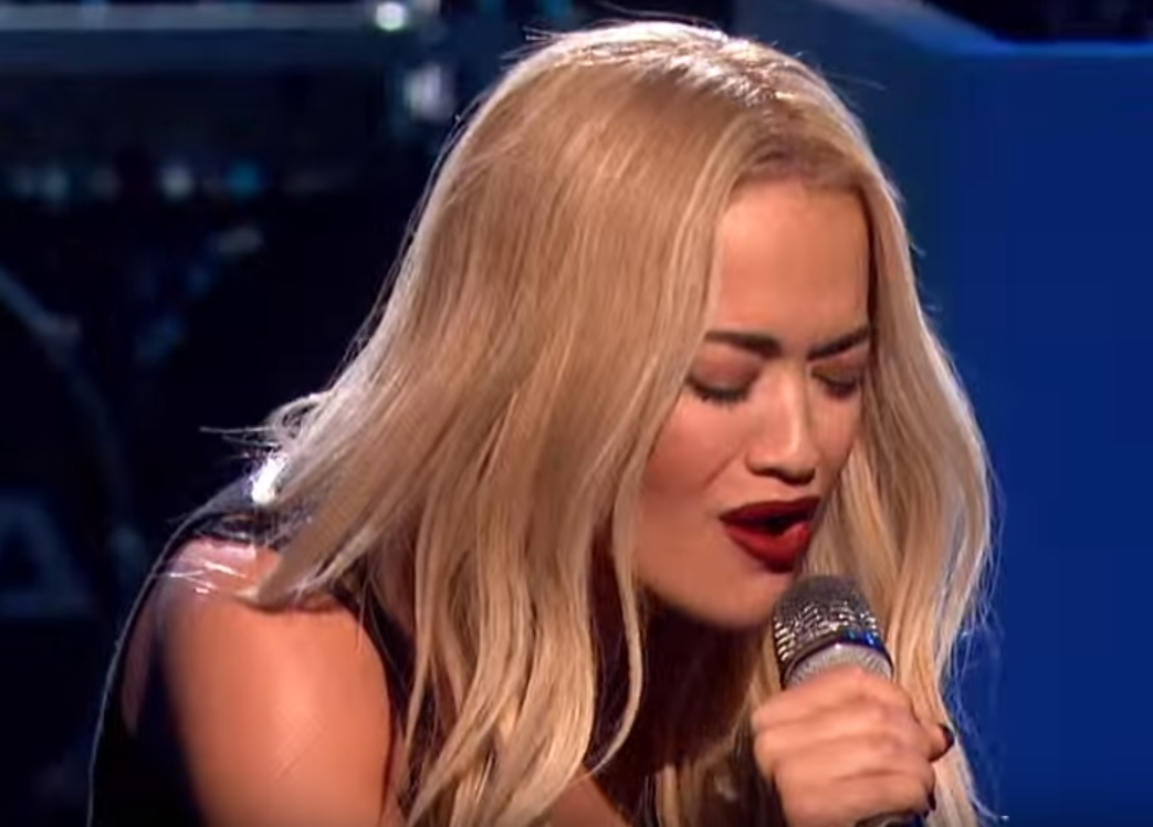 "Sigma canta ""Coming Home"" junto a Rita Ora en The X Factor UK"