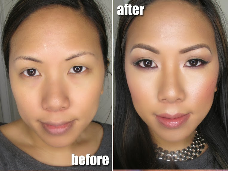 bb Huge By BB gel vs CoverFX using RenRen: Makeup makeup & New cream CC Cream Giveaway!  natural