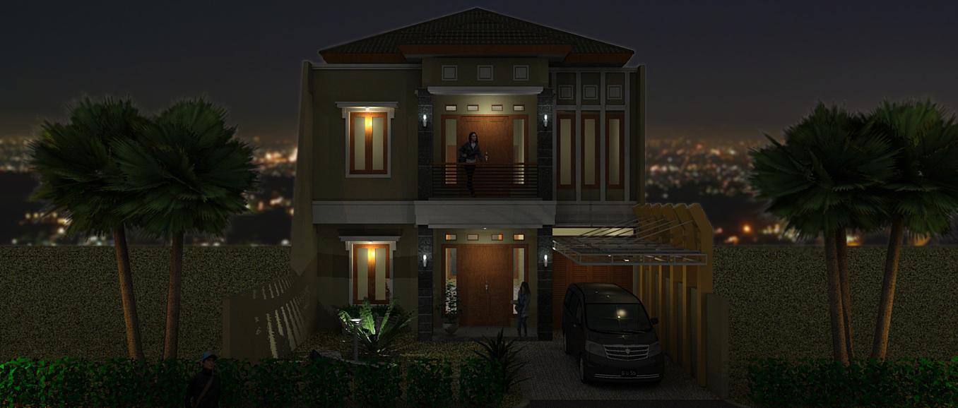 my design contemporary minimalist design house located in