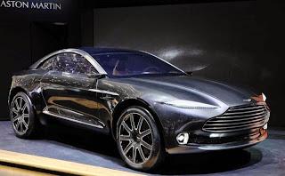 Aston Martin Buat Mobil Penggoda Wanita