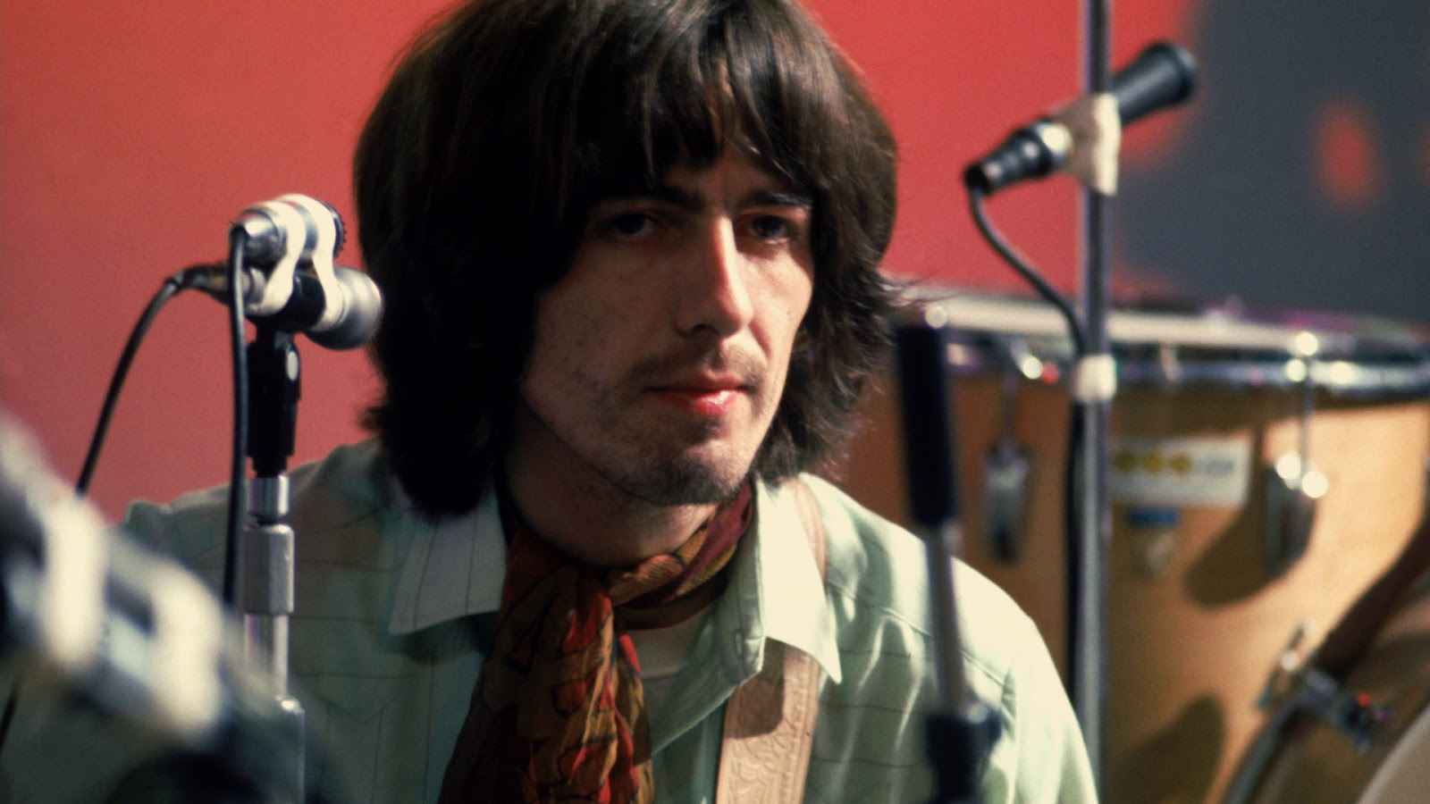 Ryan's Blog: George Harrison: Living in the Material World ... George Harrison