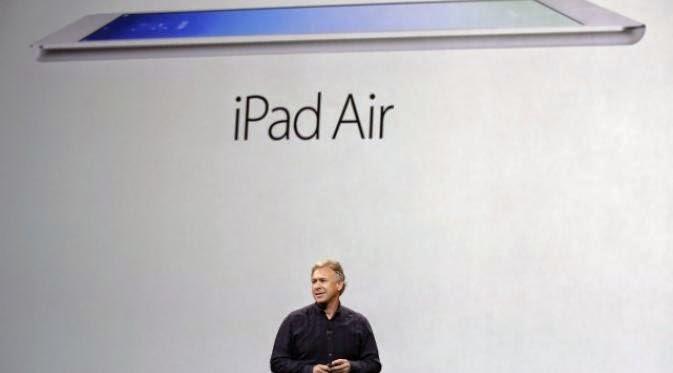 Terbaru iPad Air Plus gunakan Layar Jumbo 12 Inci