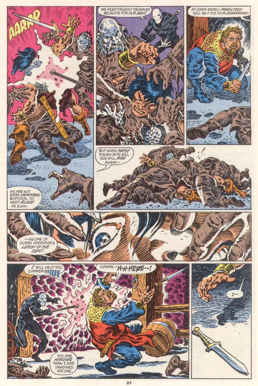 Conan the Barbarian (1970) Issue #252 #264 - English 21