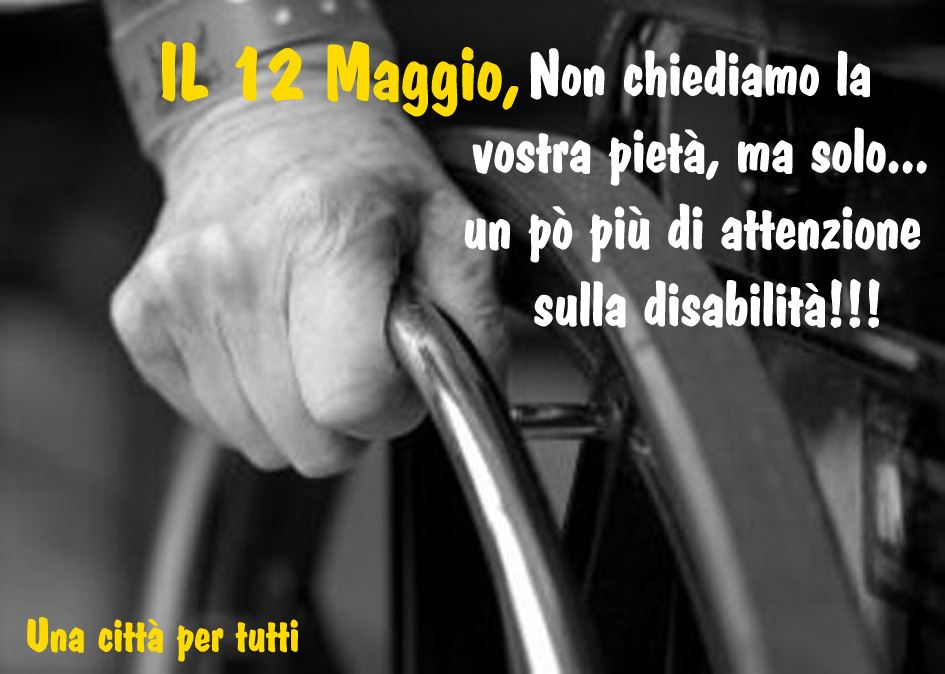 Super Confrontandoci: La Disabilità non è un Mondo a Parte BE47