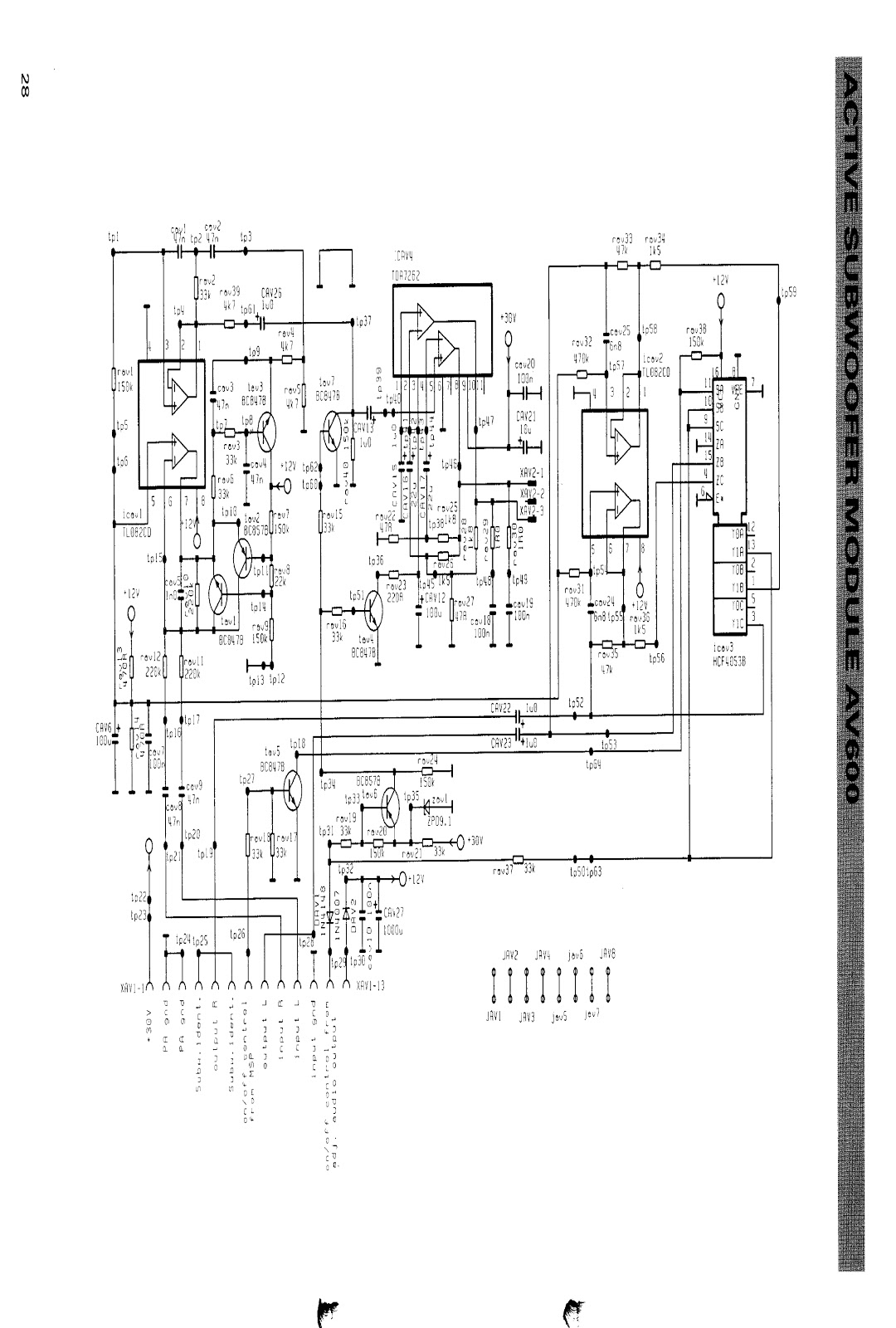 Nobel Tv Circuit Diagram Manual - Free Software And Shareware