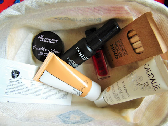 birchbox may review free your mind
