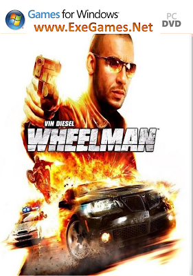 Vin Diesel Wheelman Game
