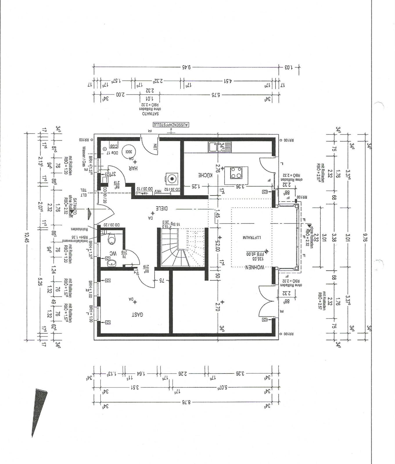 baublog heinz von heiden unser traum vom haus unser haus. Black Bedroom Furniture Sets. Home Design Ideas