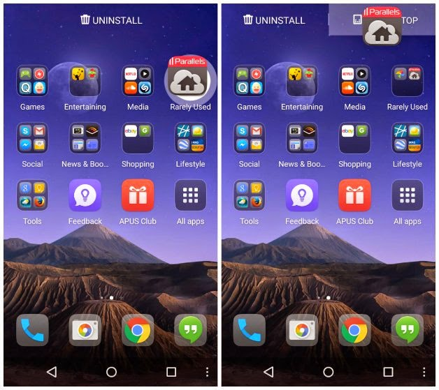 download apus launcher apk for android