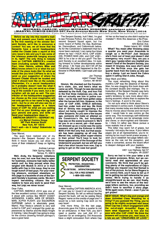 Captain America (1968) Issue #315 #243 - English 24