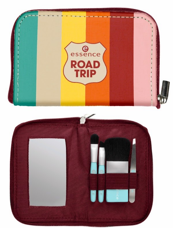 essence road trip – styling set
