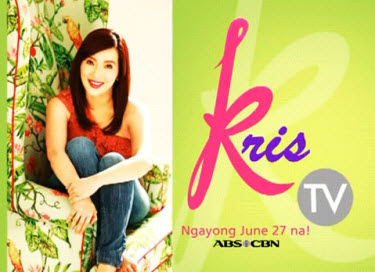 ABS-CBN Kris TV 08.24.2012