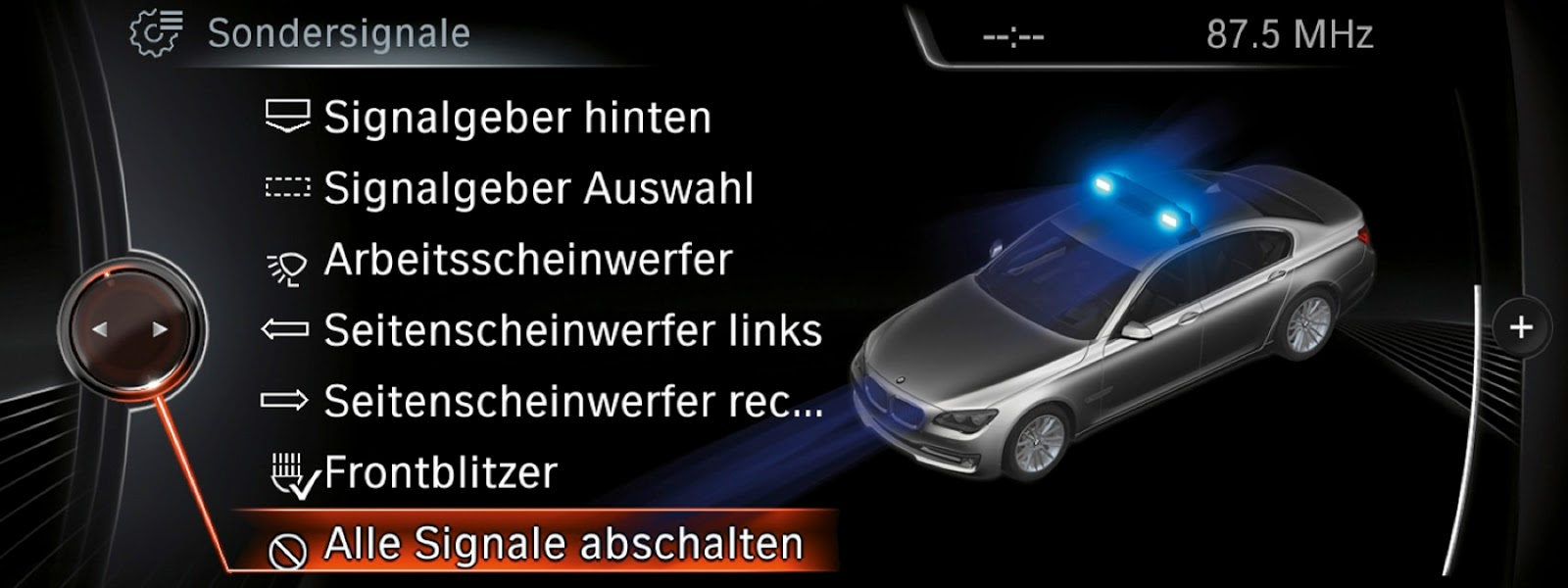 BMW Emergency Vehicles