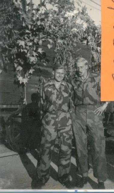 Les tenues allemandes en camouflage italien. 3333