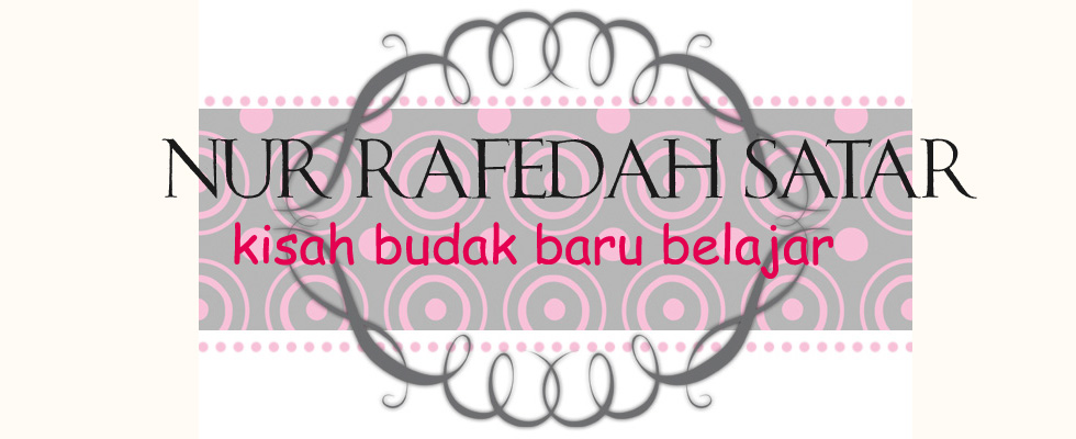 bicara hati Nur Fida