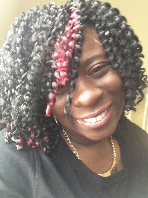 NaijaLaGlamour: Crochet/Latch Hook Braids: ME