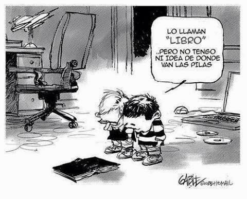 Os livros e a nova geração.