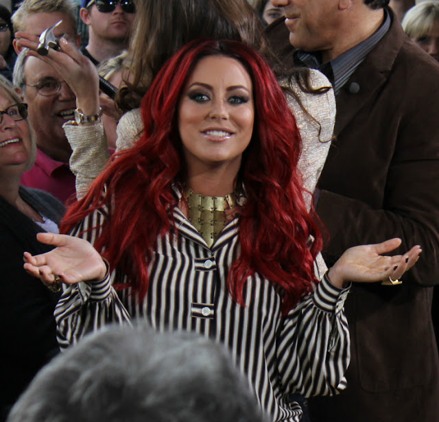 'The Celebrity Apprentice': Aubrey O'Day says she was ...