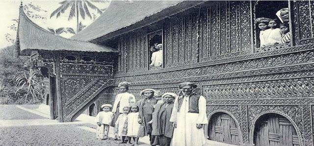 Makna Nagari Salingkuang Adat Minangkabau