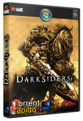 Download da Capa 3D do Game Darksiders 1 PC BY Torrent Rápido!!!