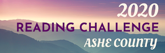 Ashe Library's 2020 Reading Challenge