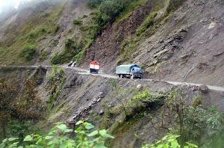 Death Road, Jalan Paling Mau dan Berbahaya di Dunia