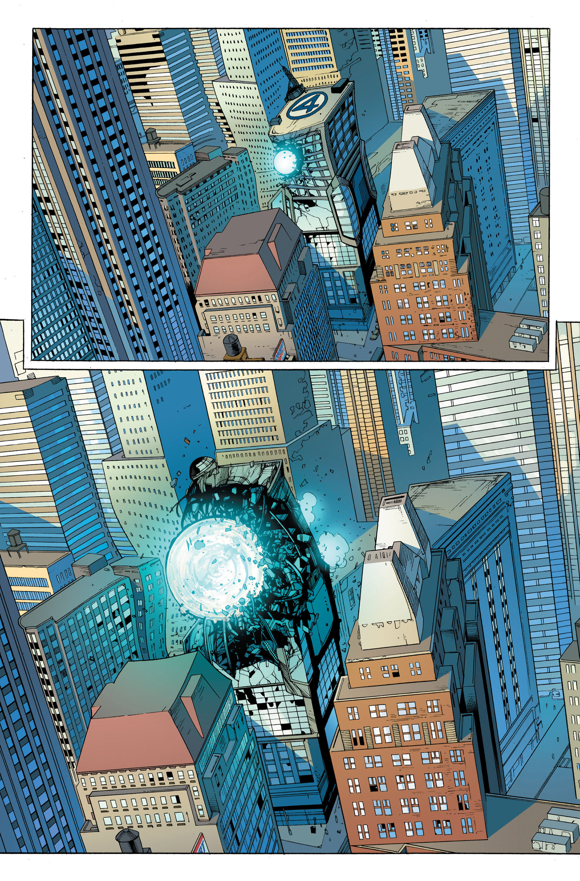 Read online Secret Invasion comic -  Issue #1 - 31