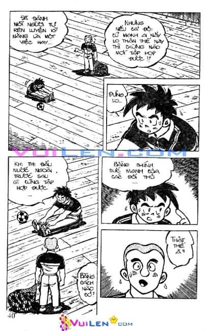Jindodinho - Đường Dẫn Đến Khung Thành III Tập 31 page 40 Congtruyen24h