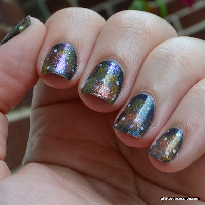 nail art, galaxy nail art, galaxy nails, star nails, star nail art