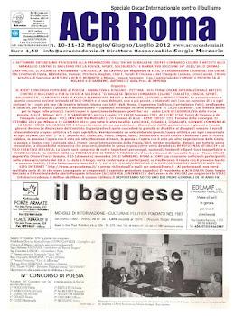 ACR-ONLUS e i suoi Notiziari.. ROMA!