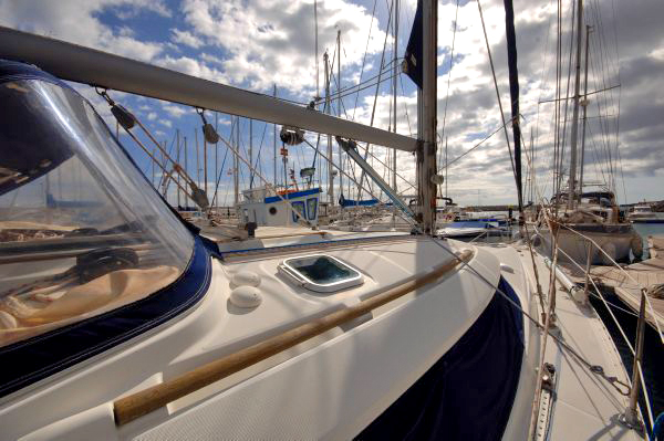 Jeanneau Sun Odyssey 40 Ds For Sale John Rodriguez Yachts John