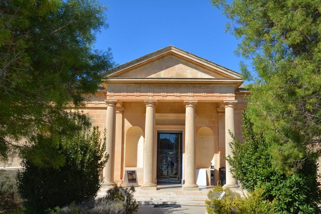 General Impressions Rabat Malta Roman Museum
