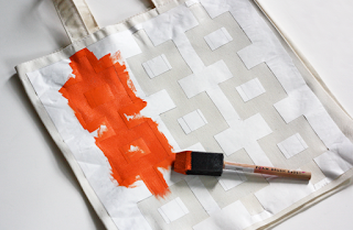 DIY stencil instructions