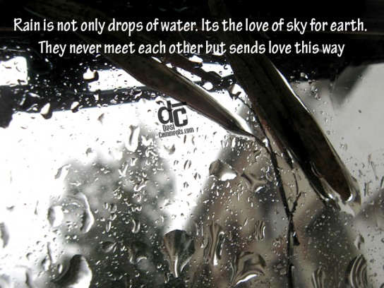 rain love quotes and sayings - photo #17