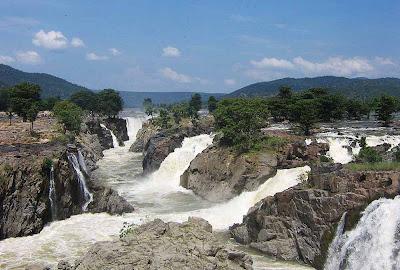 Cachoeira Hogenakkal – Índia